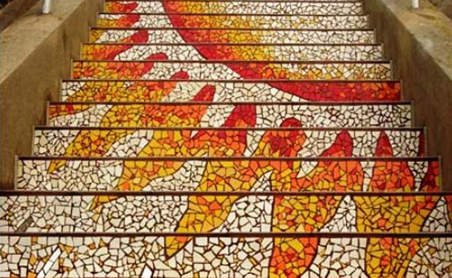 16th Avenue Steps
