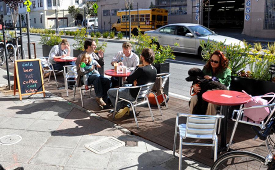 Urban Beach Cafe Menu