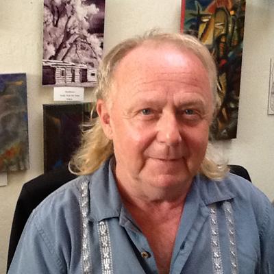 2021 Muni Artist - John Keating