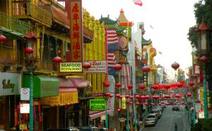 Chinatown Alley Beautification