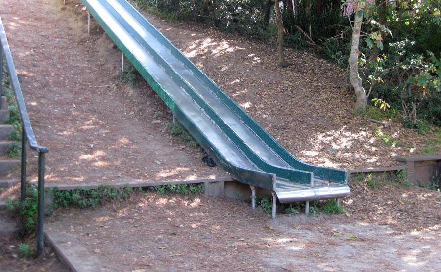 Esmeralda Slide Park Renovation