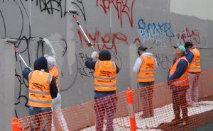 Graffiti Legislation