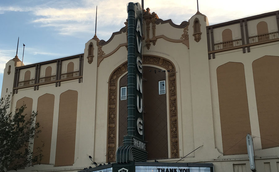 The Avenue Theater Project