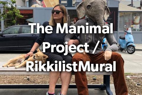 The Manimal Project / RikkilistMural