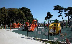 Balboa Park Playground Beautification
