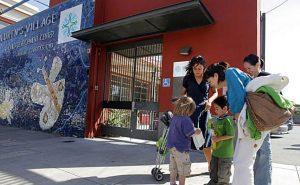 Children's Village Child Development Center Mural