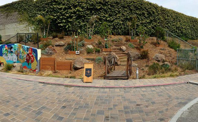 Portola Neighborhood Association for Burrows Park