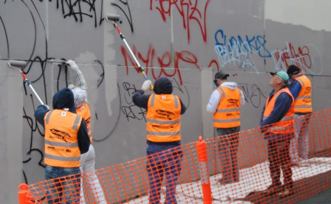 Graffiti Legislation