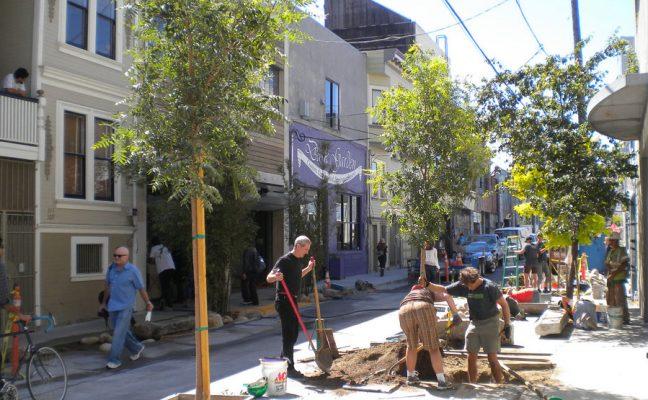 Linden Alley