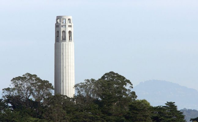 Protect Coit Tower