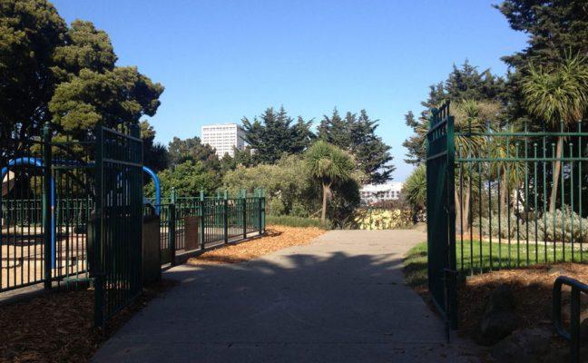 Koshland Park Community Education Garden