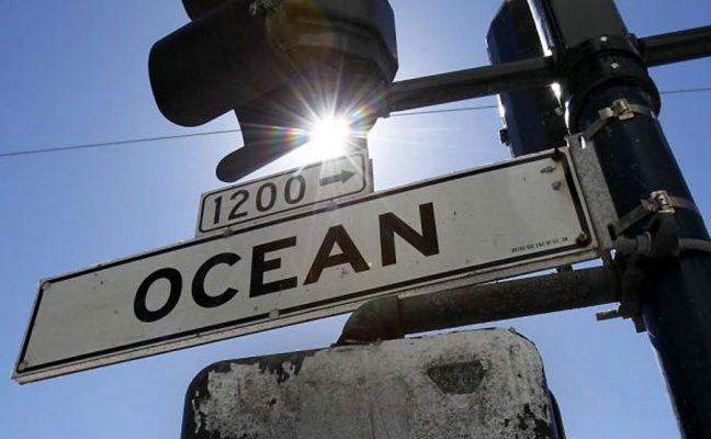 Ocean Avenue Beautification Project