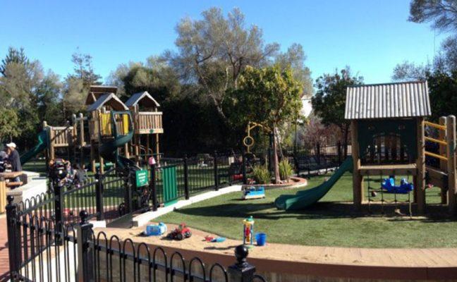 Presidio Heights Playground Renovation