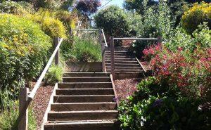 Franconia Street Stairway Improvement