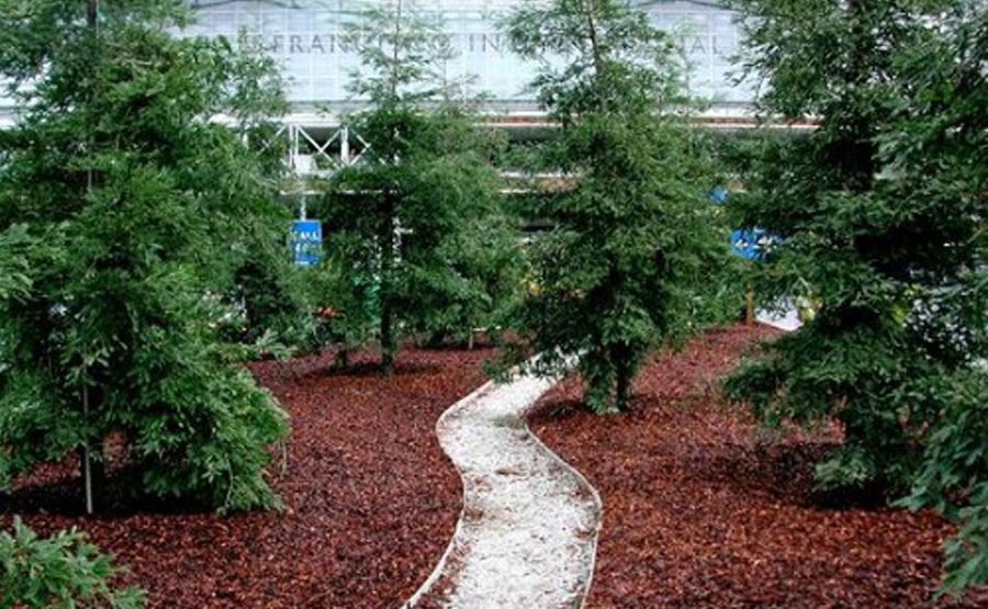 San Francisco Airport Gateway Garden