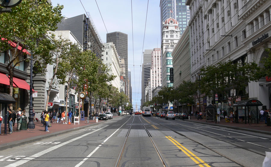 Market Street Beautification Bond