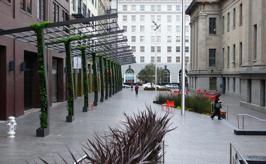 Mint Plaza