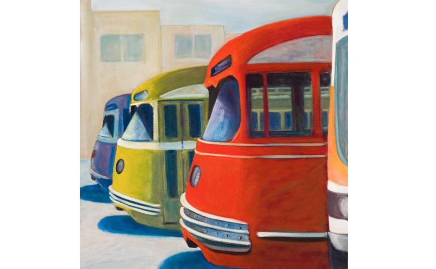 Richard Louis Perri Art