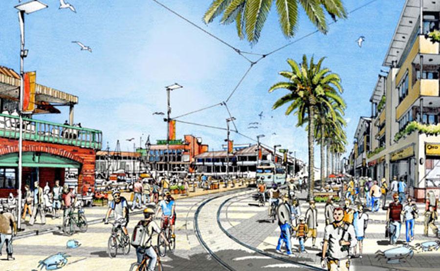 Fisherman's Wharf Public Realm Plan