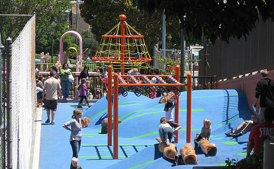 Duboce Park Youth Area